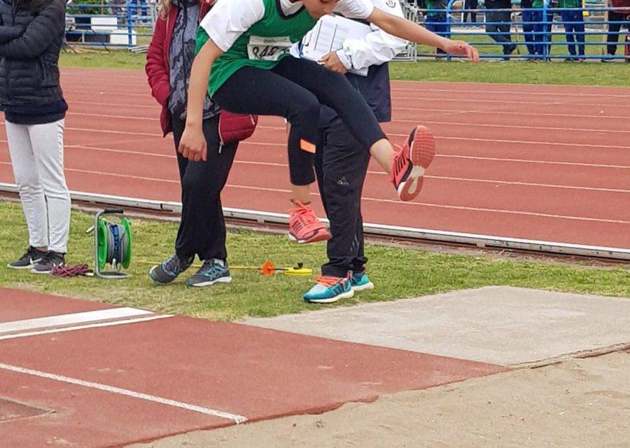 Mendoza y Corrientes, los destacados del atletismo adaptado en los Juegos Evita