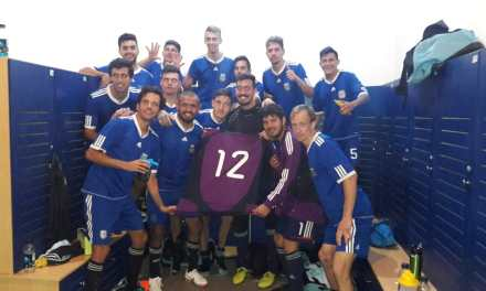 Fútbol 7: Argentina aplastó a Venezuela y se clasificó a Lima 2019