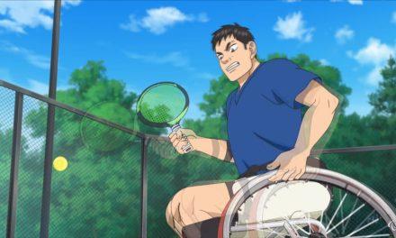 El tenis adaptado, en animé
