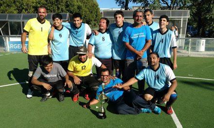 Fútbol para ciegos: Rosell, campeón de la Liga Desarrollo