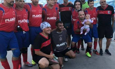Fútbol para ciegos: Municipalidad de Córdoba se quedó con la Liga Nacional