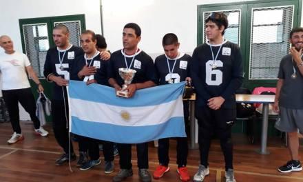 Goalball: Argentina ganó la Copa Internacional San Isidro