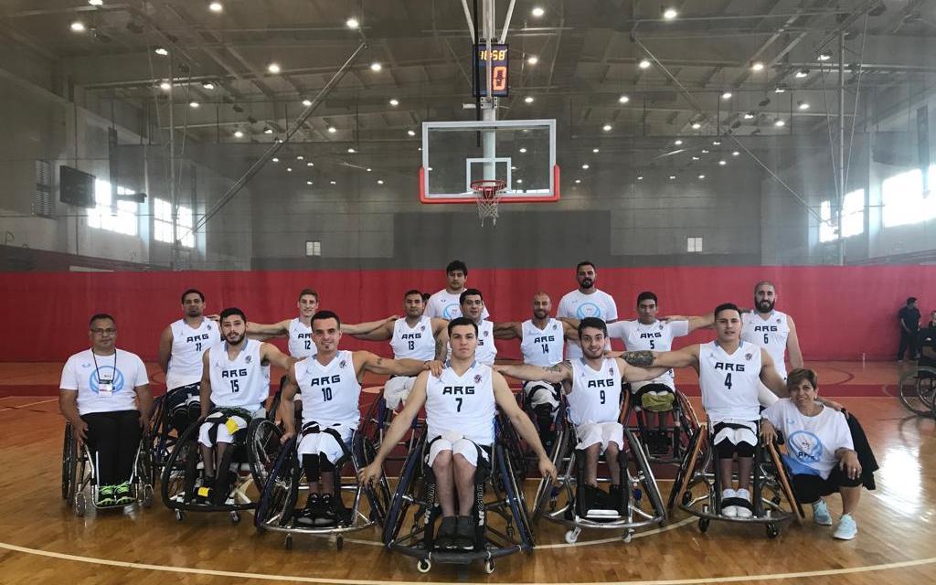 Básquet sobre silla de ruedas: Argentina volvió a ganar y jugará ante Brasil por el oro en Perú