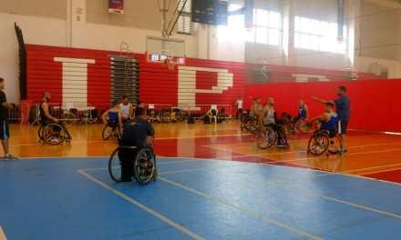 Básquet sobre silla de ruedas: Argentina, semifinalista en el Sudamericano de Perú
