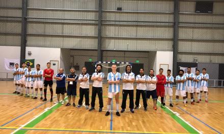 Futsal para sordos: ¡Argentina, campeón!