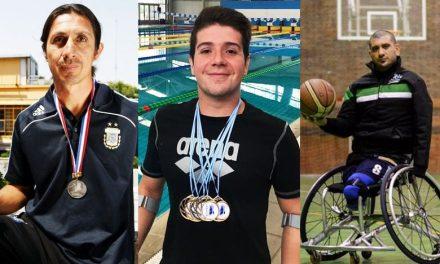 Premios Olimpia: Padilla, Arregui y Villafañe integran la terna paralímpica
