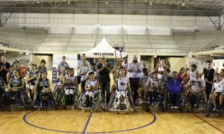 """CILSA Buenos Aires, campeón de la """"Copa Fundación Paradeportes – Inclusión Pilar"""" de básquet adaptado"""