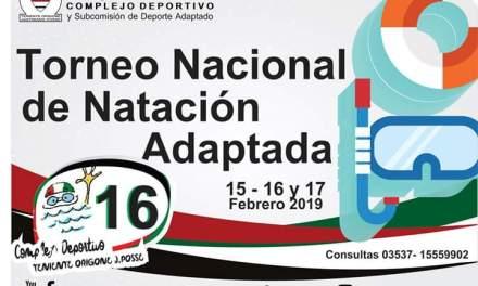 Natación: torneo nacional en Córdoba