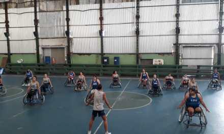 Básquet femenino: Las Lobas trabajan y piensan en Lima