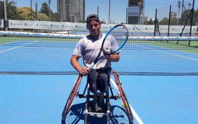 Tenis adaptado: arrancó el Miguel Zúñiga Memorial Open en el CENARD