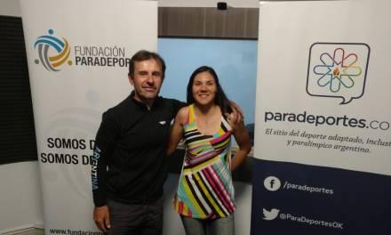 """Mariela Delgado y Martín Ferrari en Paradeportes Radio: """"En Tokio vamos por todo"""""""