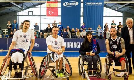 Básquet adaptado: Mariana Pérez, en el quinteto ideal de la Champions de Europa