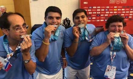 Argentina suma medallas en los Juegos Mundiales de Olimpiadas Especiales