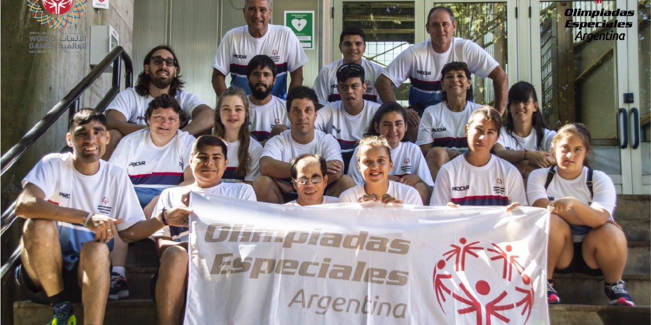 Argentina, presente en los Juegos Mundiales de Olimpiadas Especiales