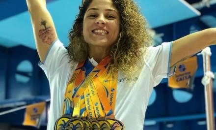 ¿Cuántas medallas ganaste, Daniela Giménez?