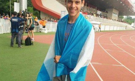 Atletismo: Alexis Chávez suma pergaminos en los 100 metros