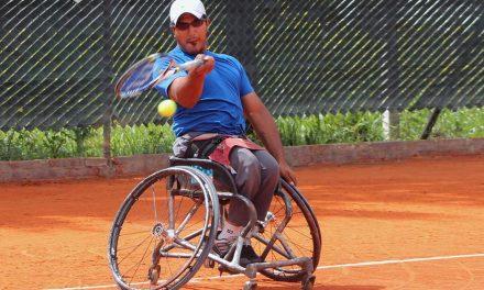 Tenis adaptado: Ledesma y Moreno, finalistas en Francia