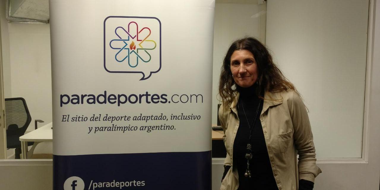 """Laura Cometto en Paradeportes Radio: """"La Copa Fundación Paradeportes – Inclusión Pilar nos sirve para ver todo el progreso del último año"""""""
