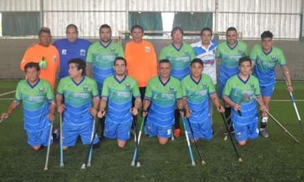 Fútbol para amputados: Entre Ríos dio el golpe en el arranque de la Liga Nacional