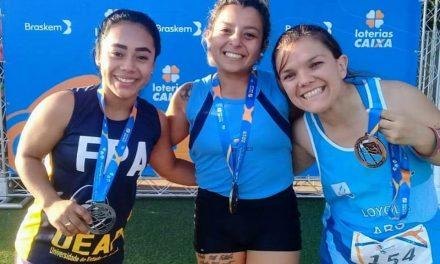 Atletismo: Ruiz Díaz hizo otro récord americano en San Pablo
