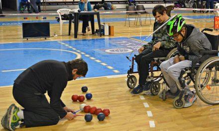 Boccia: CIDELI celebró sus 40 años con un torneo en Mar del Plata