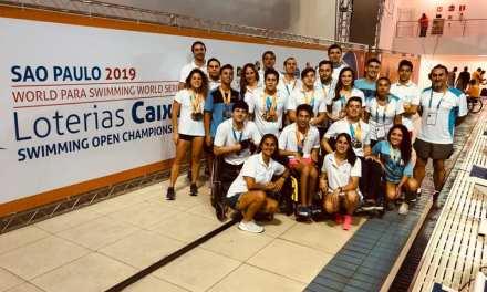 Natación: definidos los atletas para Lima 2019