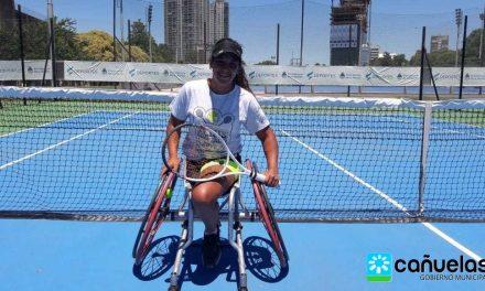 Tenis adaptado: Florencia Moreno llegó hasta cuartos de final en Barcelona