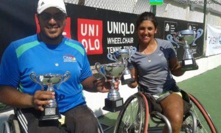 Tenis adaptado: Moreno y Ledesma vuelven a Europa antes de Lima 2019