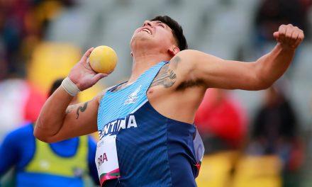 Lima 2019. Día 5: Urra rompió récord parapanamericano y sumó la única medalla dorada del día
