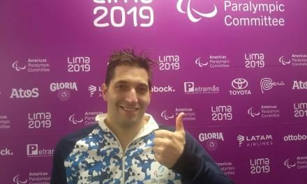 Lima 2019. Día 7: despedida de Ariel Quassi en natación, en un nuevo día de competencia a pura medalla