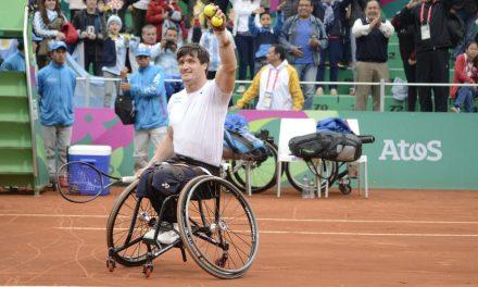 Lima 2019. Día 9: Gustavo Fernández es tricampeón Parapanamericano