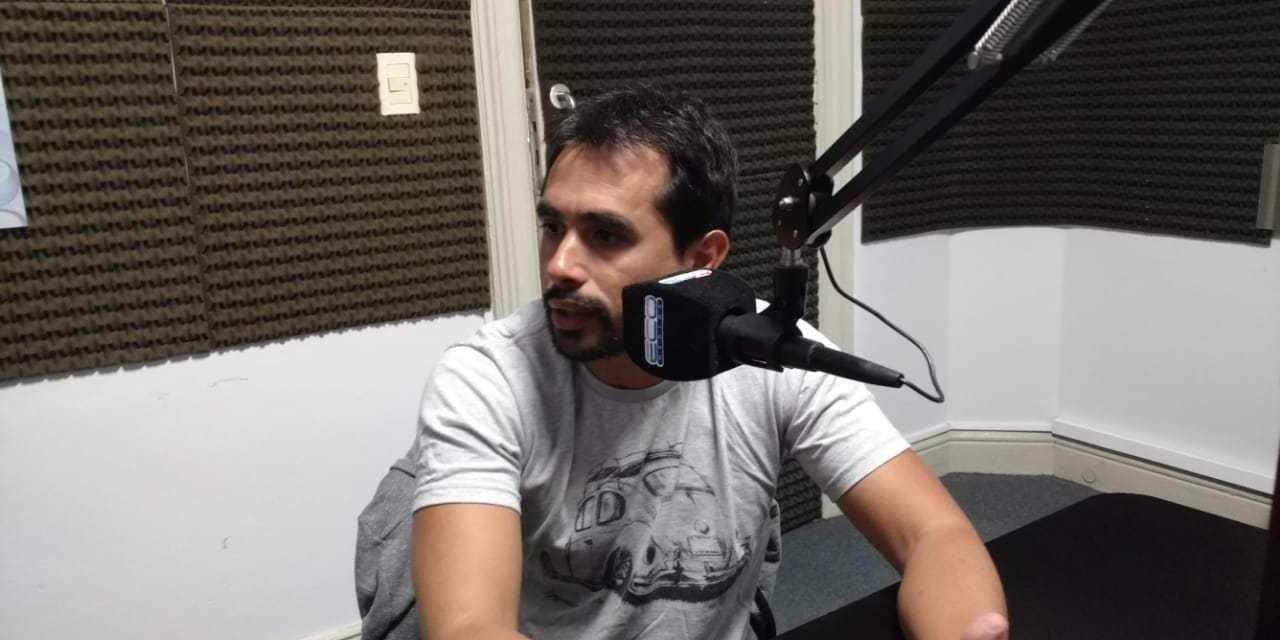 """Martín Maidana en Paradeportes Radio: """"Nos ilusionamos con llegar al podio en Lima 2019"""""""