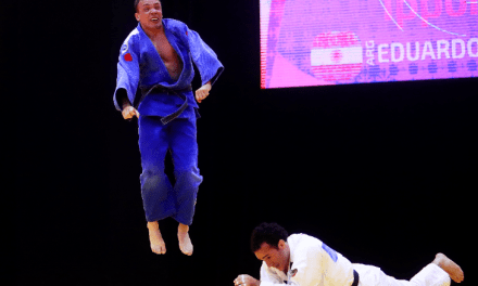 Lima 2019. Día 3: Eduardo Gauto fue medalla dorada en Judo