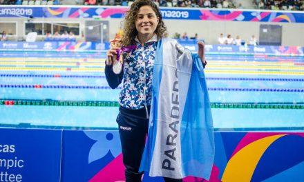 Natación, la disciplina que más medallas obtuvo en los Juegos Parapanamericanos