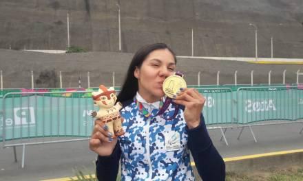 Lima 2019: con Mariela Delgado como bandera, el ciclismo hizo un valioso aporte en el medallero