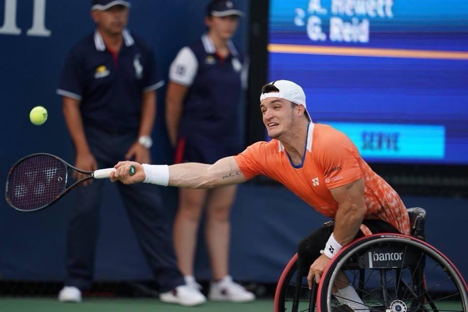 Tenis adaptado: Gustavo Fernández, sucampeón en Saint Louis