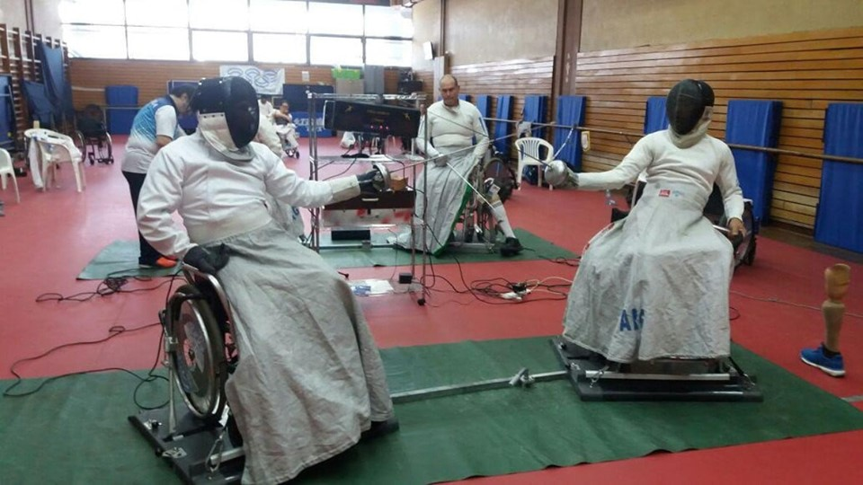 Esgrima paralímpica: se viene el Torneo Amistad 2019