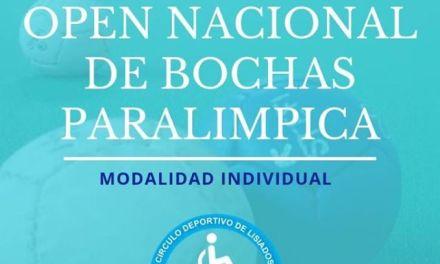 Boccia: Mar del Plata recibe a los mejores del país