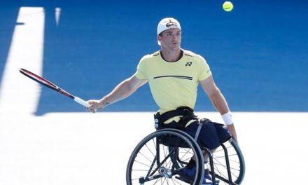 Tenis adaptado: arranca el Masters, con tres argentinos