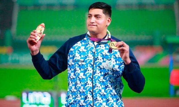 Histórico: ¡Hernán Urra, medalla de bronce en el Mundial de atletismo en Dubai!