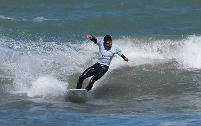 Surf adaptado: ocho argentinos gritaron campeón en el Campeonato Sudamericano de Mar del Plata
