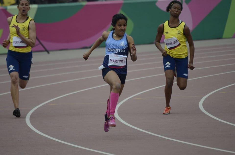 Mundial de atletismo: Yanina Martínez se metió en la final de los 100 metros