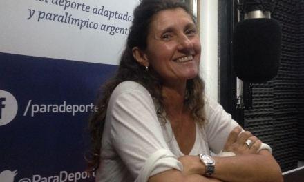 """Laura Cometto en Paradeportes Radio: """"El año 2019 fue muy positivo para el vóley adaptado argentino"""""""