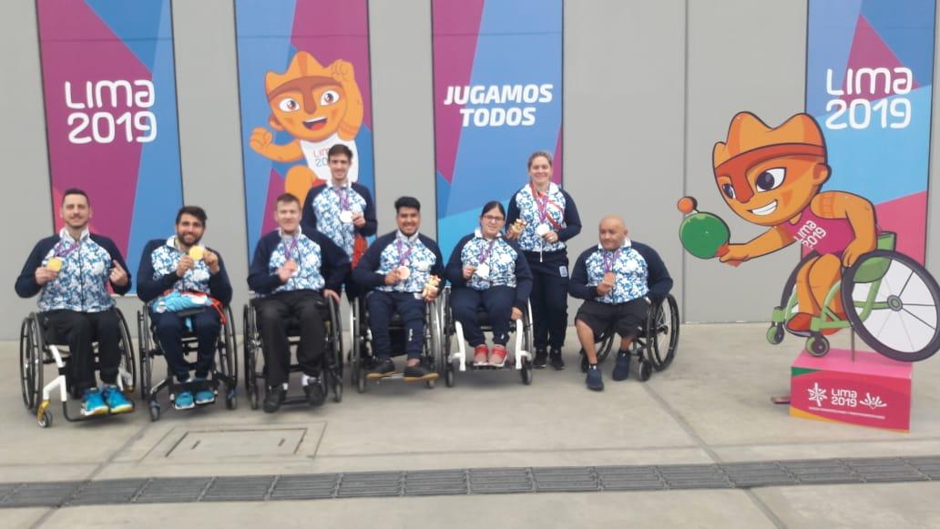 Lo mejor del 2019 | Tenis de mesa: dos pasajes a Tokio y once medallas en Lima