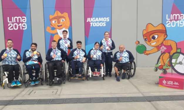Lo mejor del 2019   Tenis de mesa: dos pasajes a Tokio y once medallas en Lima