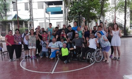 Congreso de paracanotaje en Córdoba