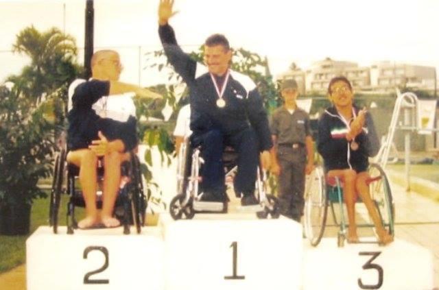 Gustavo Galindez, el nadador que ganó 5 medallas en los Juegos Paralímpicos de Toronto 1976 y después consiguió trabajo en la mesa de Mirtha Legrand