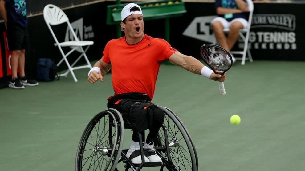 Es oficial: se juega el US Open de tenis adaptado