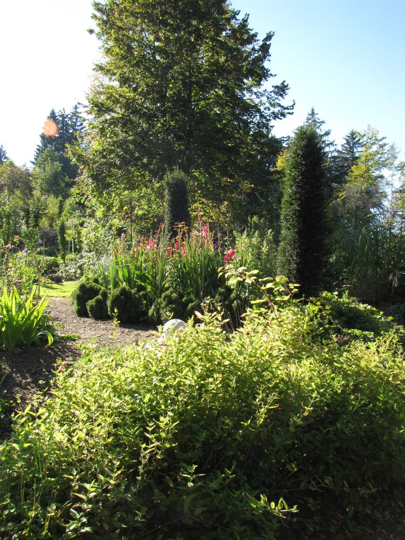 Garten im Allgäu
