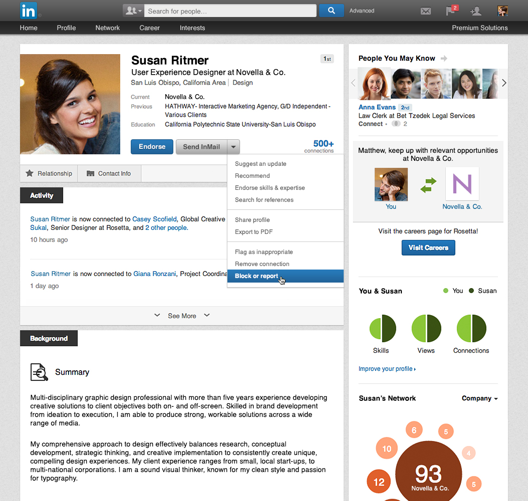How To Upgrade Your LinkedIn Profile And Get Hired